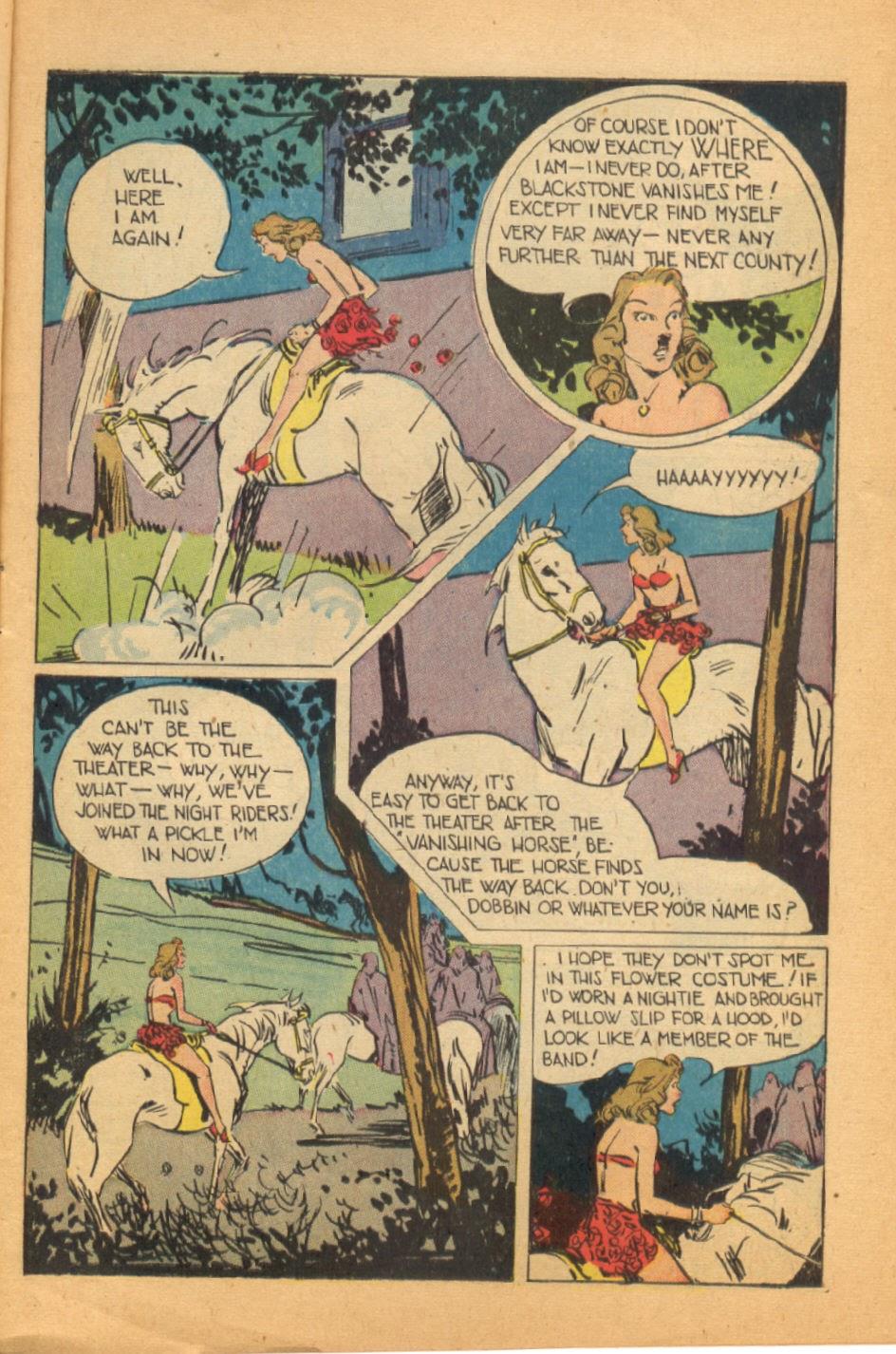 Read online Super-Magician Comics comic -  Issue #44 - 7