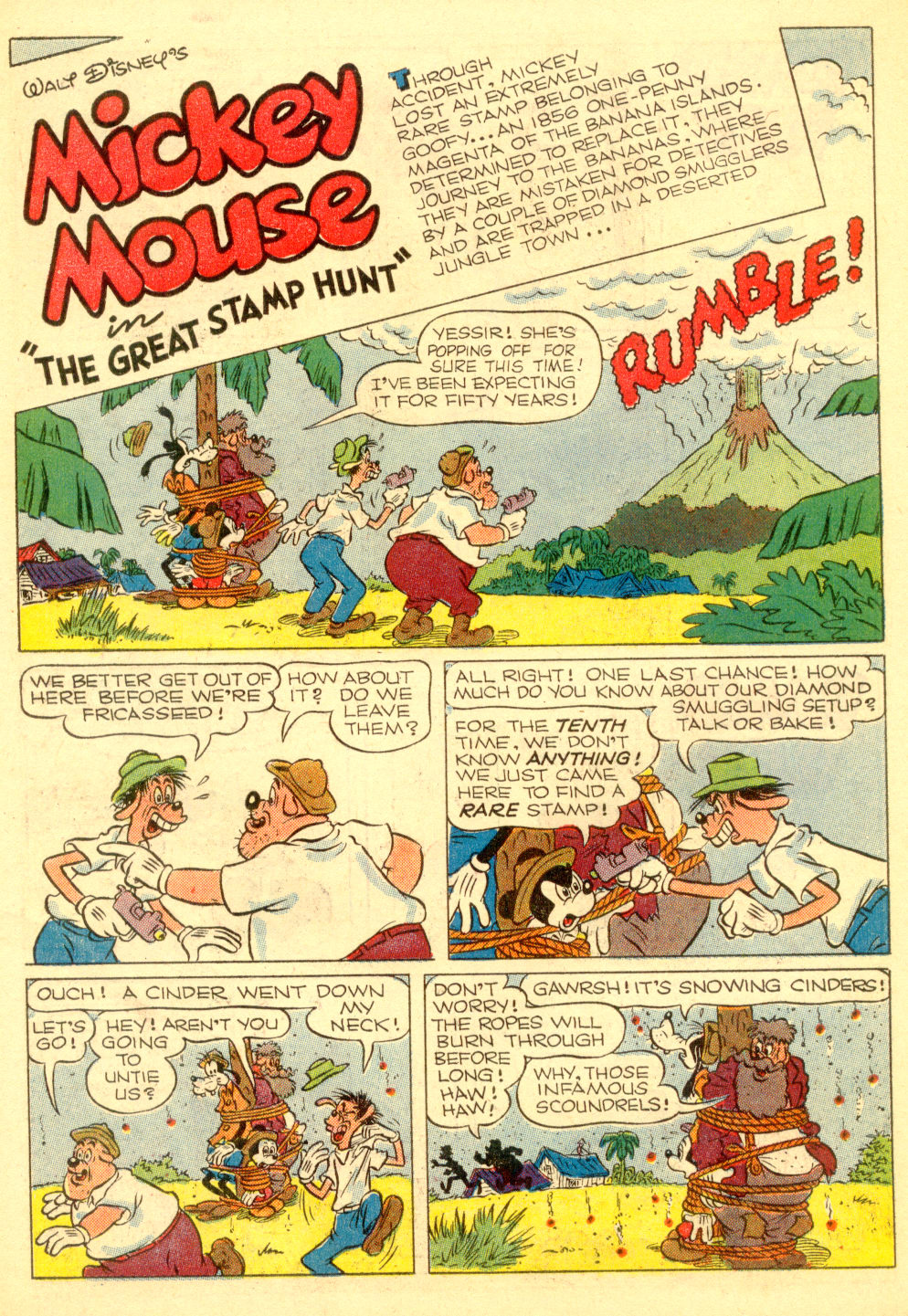 Walt Disney's Comics and Stories issue 196 - Page 26