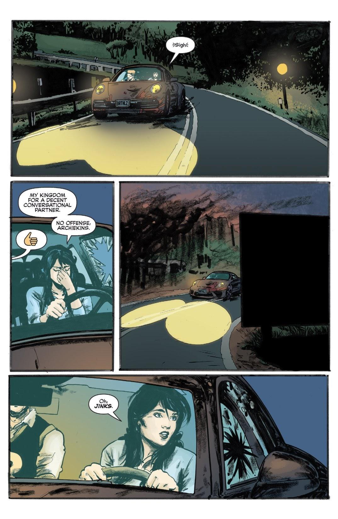 Archie vs. Predator II #1 #1 - English 13