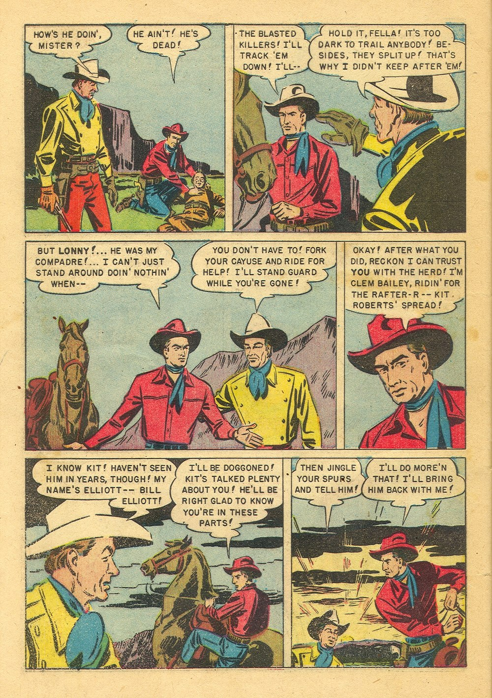 Four Color Comics issue 278 - Page 40