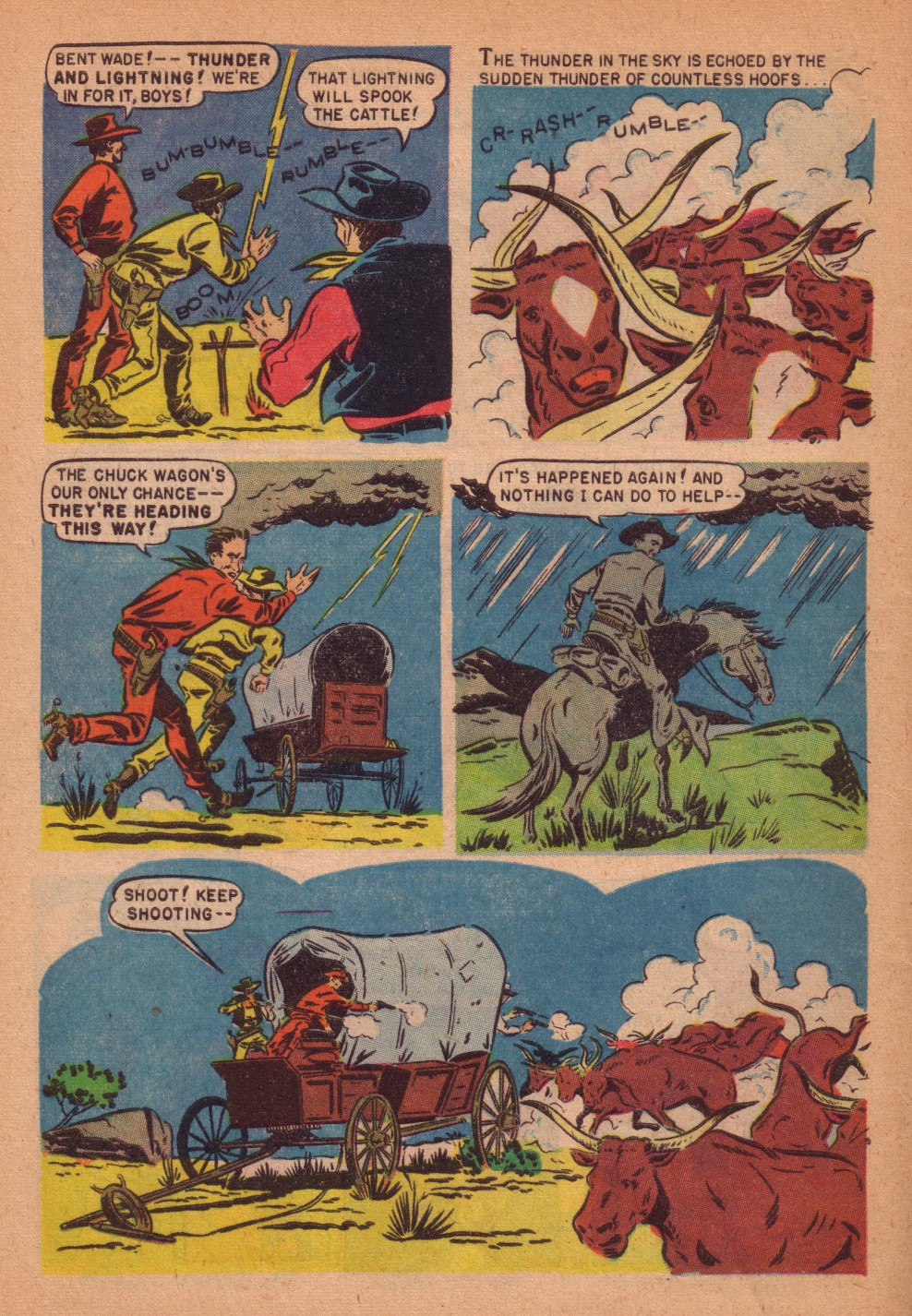 Four Color Comics issue 301 - Page 12