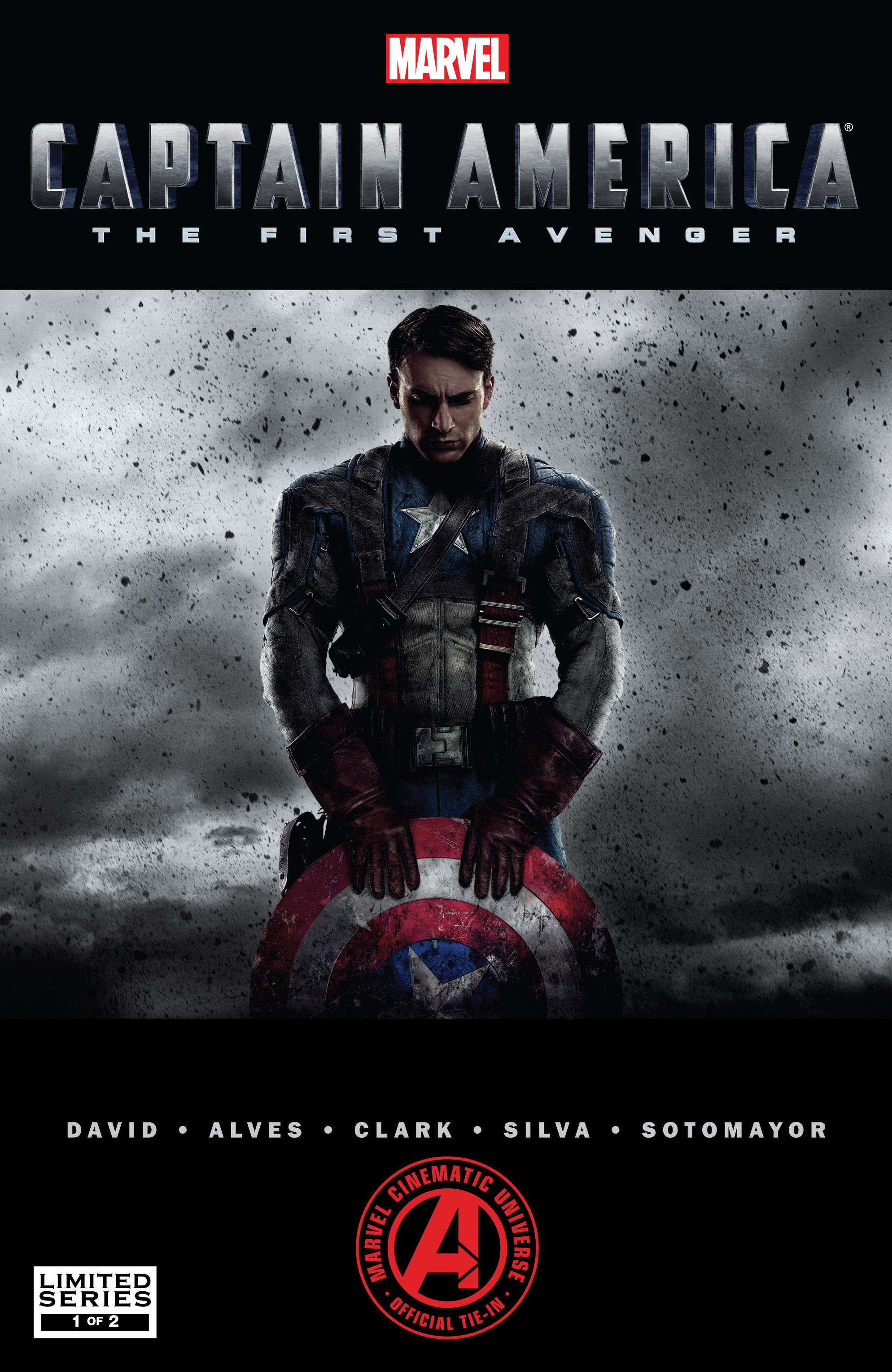 Captain America: The First Avenger Adaptation 1 Page 1