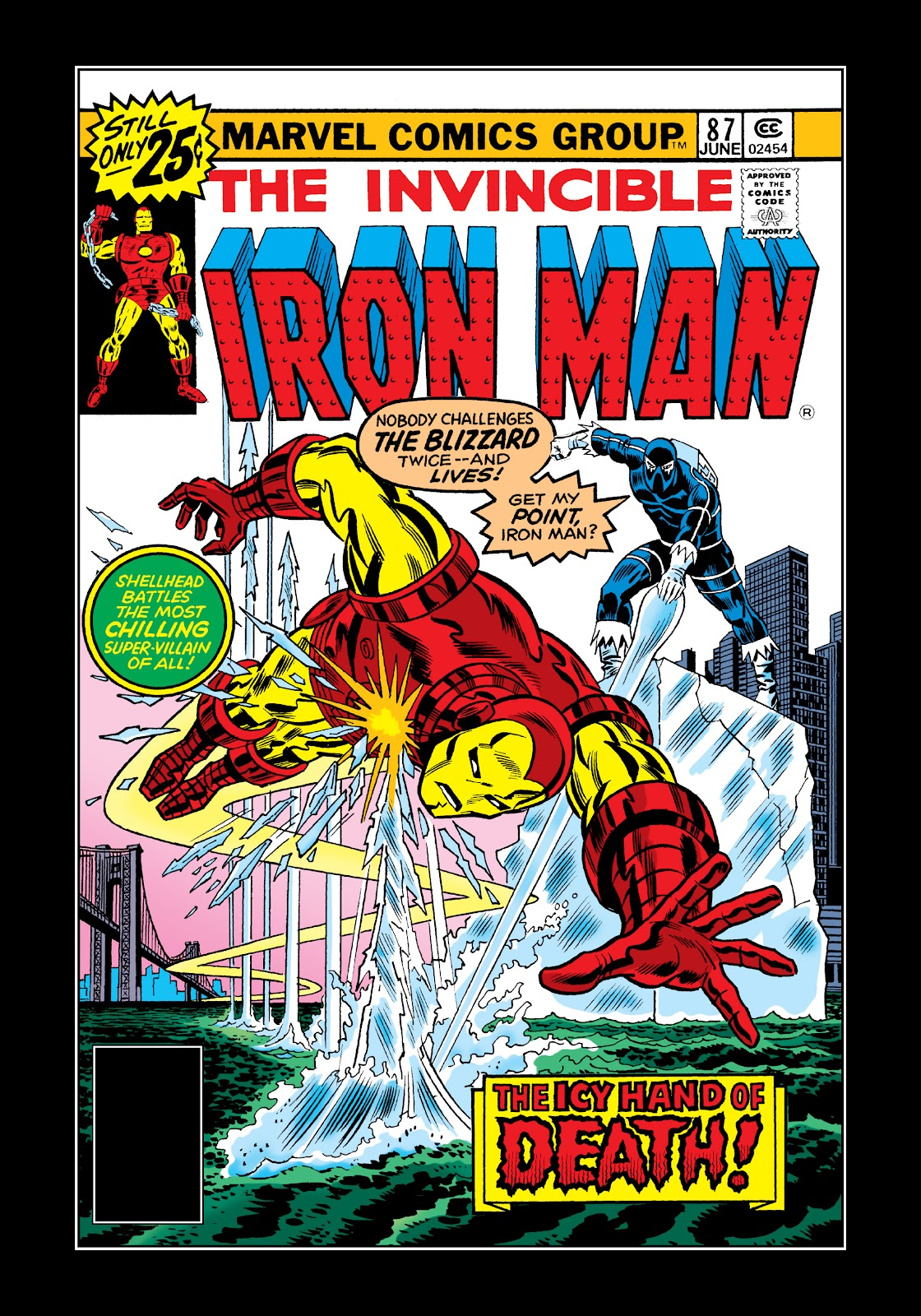 Read online Marvel Masterworks: The Invincible Iron Man comic -  Issue # TPB 11 (Part 2) - 3