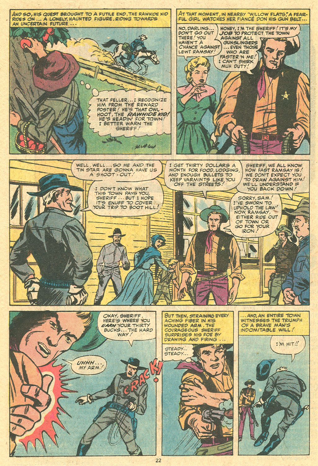 The Rawhide Kid (1955) issue 143 - Page 24