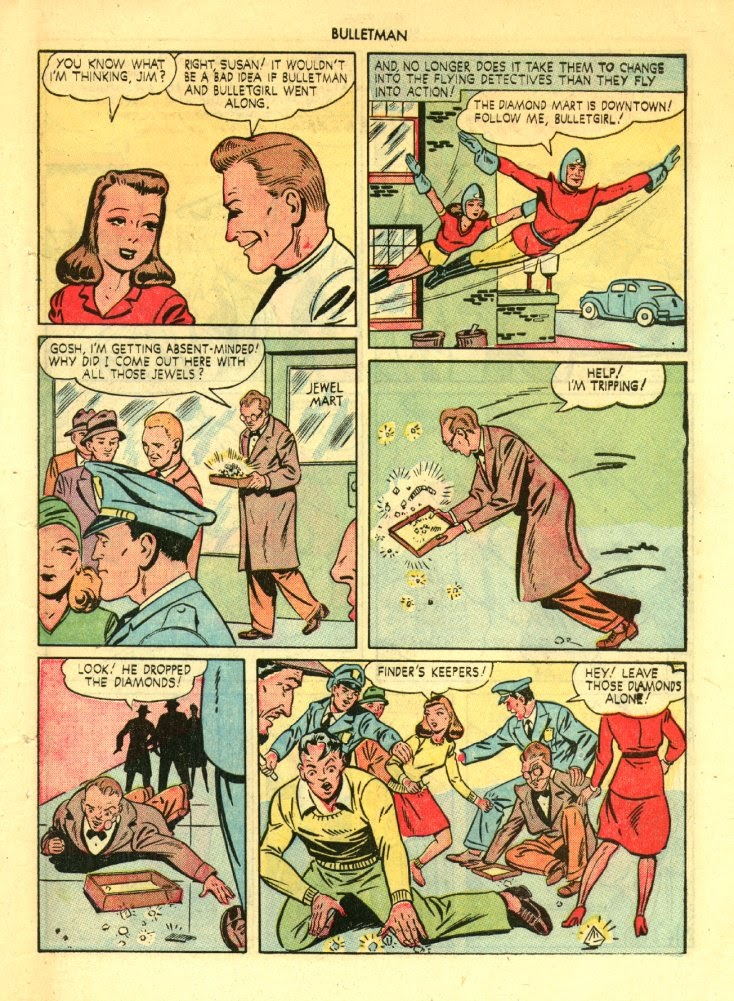 Bulletman issue 16 - Page 42