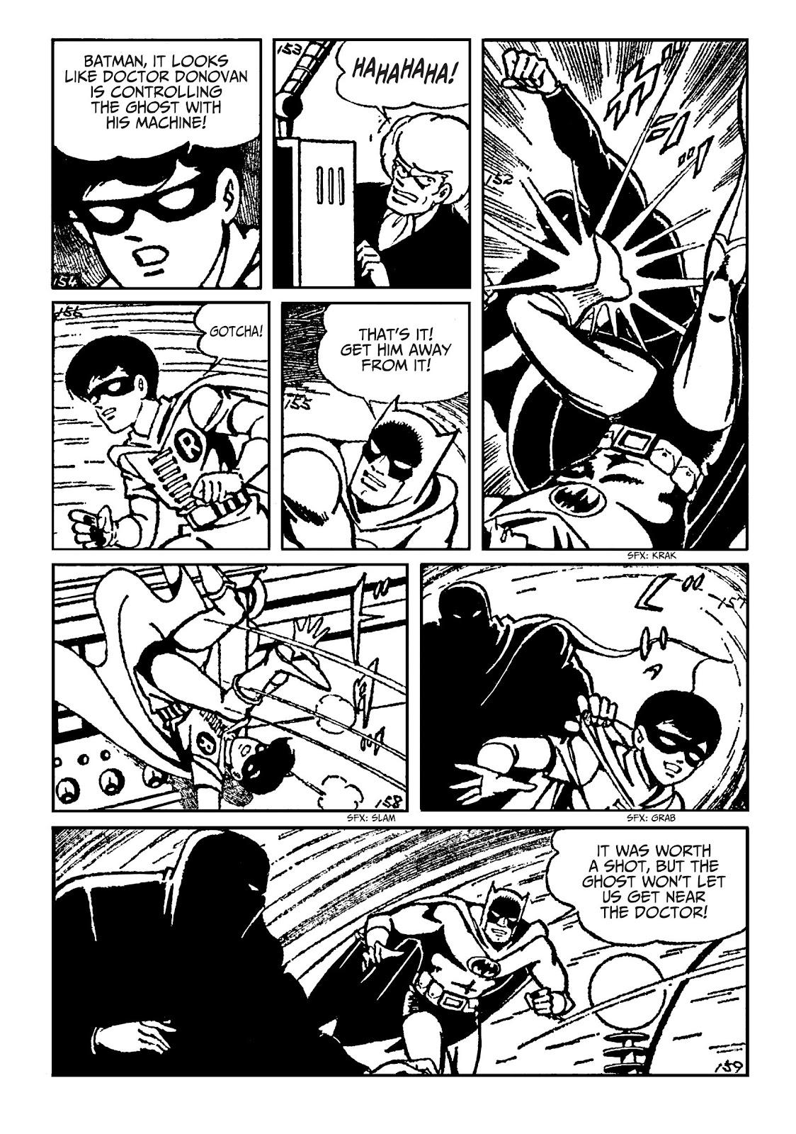 Read online Batman - The Jiro Kuwata Batmanga comic -  Issue #51 - 26