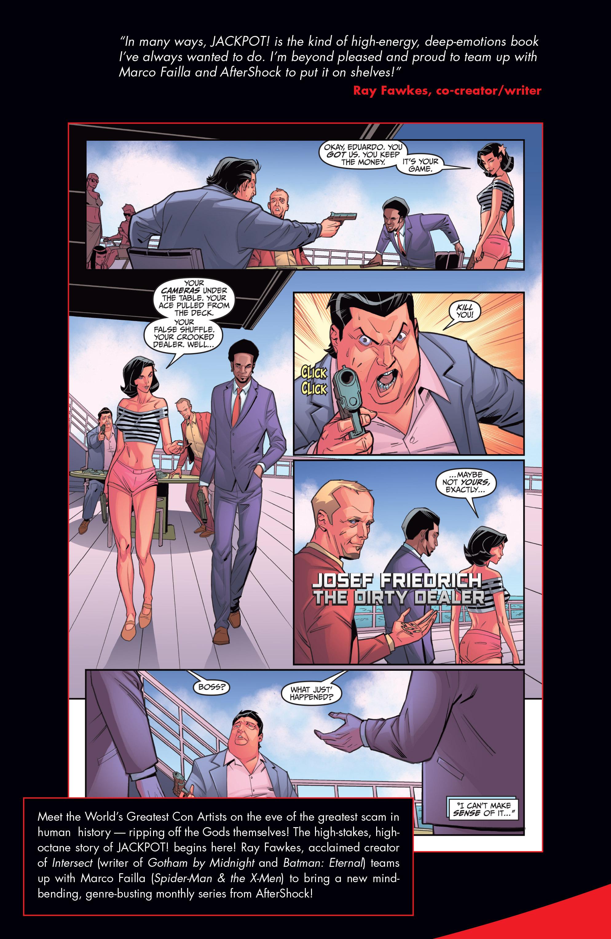 Read online Aftershock Genesis comic -  Issue #1 - 40