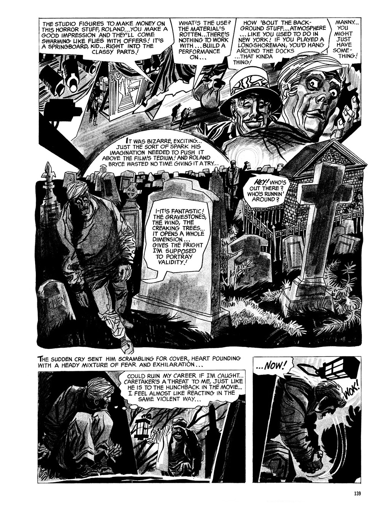 Read online Eerie Archives comic -  Issue # TPB 2 - 140