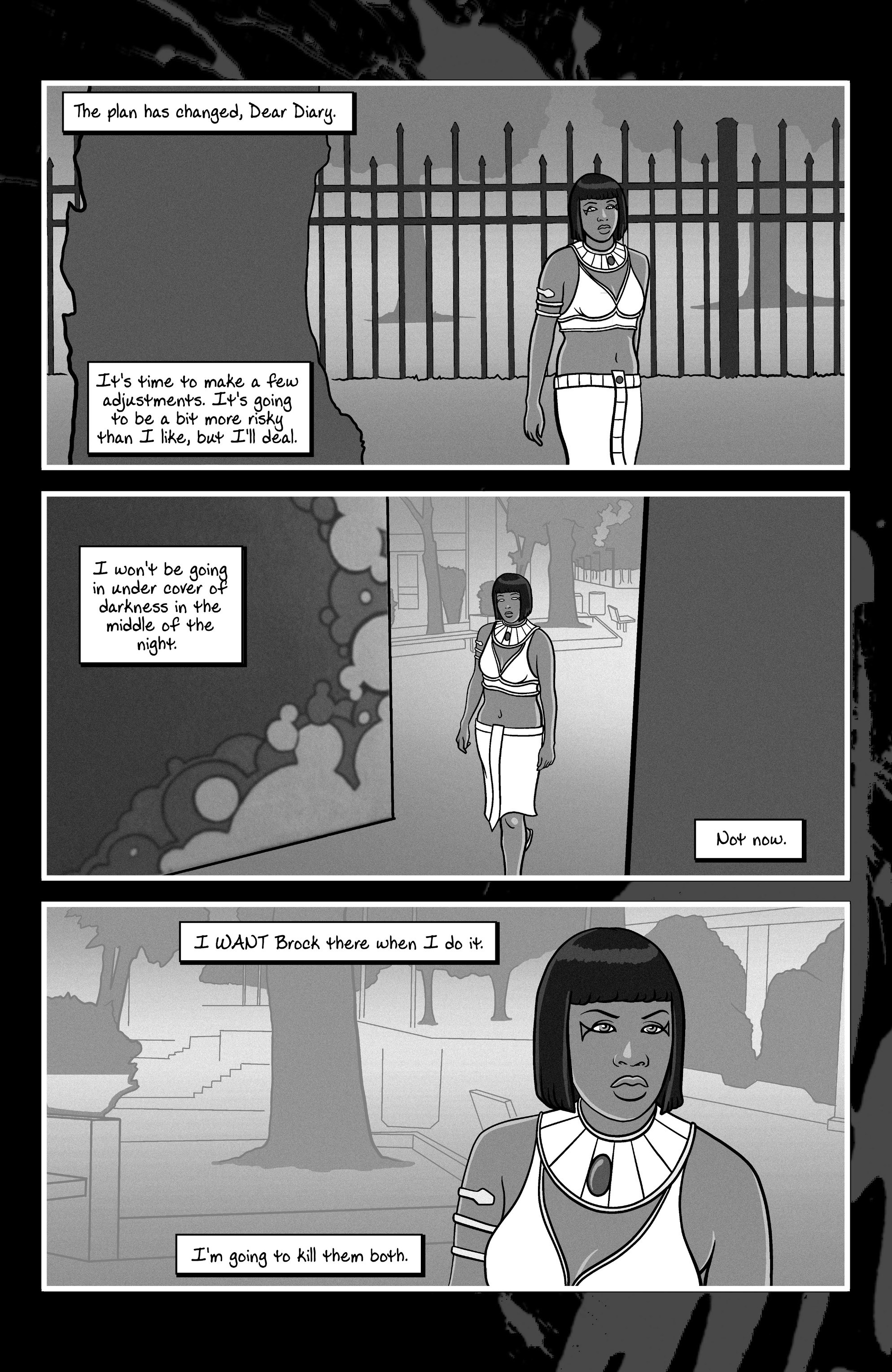 Read online A Voice in the Dark comic -  Issue #6 - 24