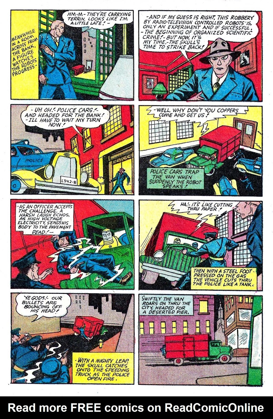 Amazing Man Comics issue 5 - Page 23