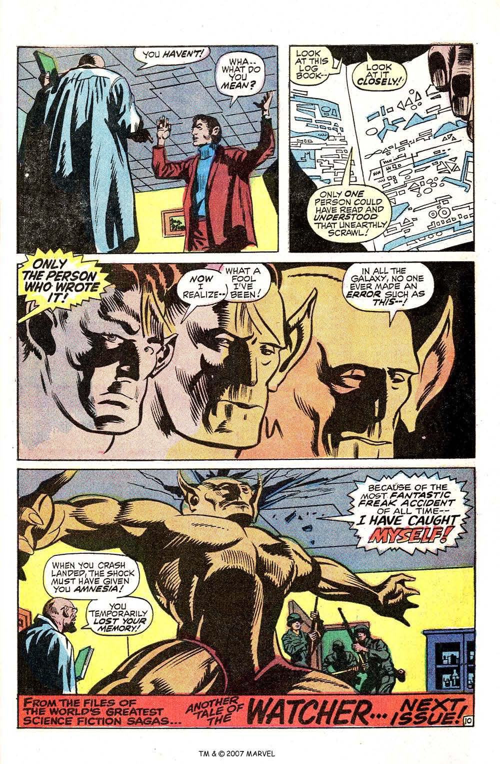 Silver Surfer (1968) issue 3 - Page 63