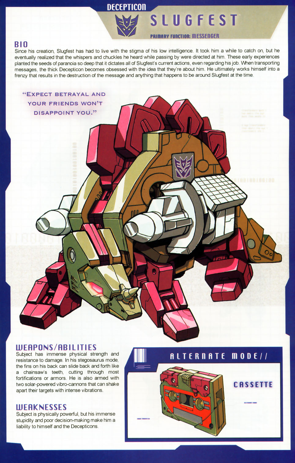 Read online Transformers: More than Meets the Eye comic -  Issue #6 - 25