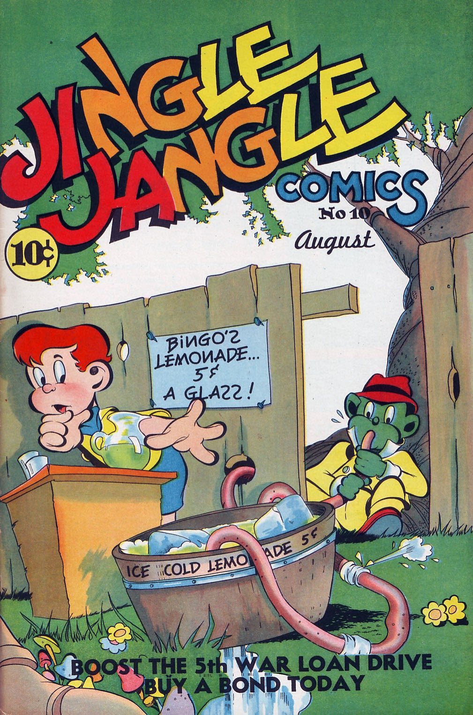 Jingle Jangle Comics issue 10 - Page 1