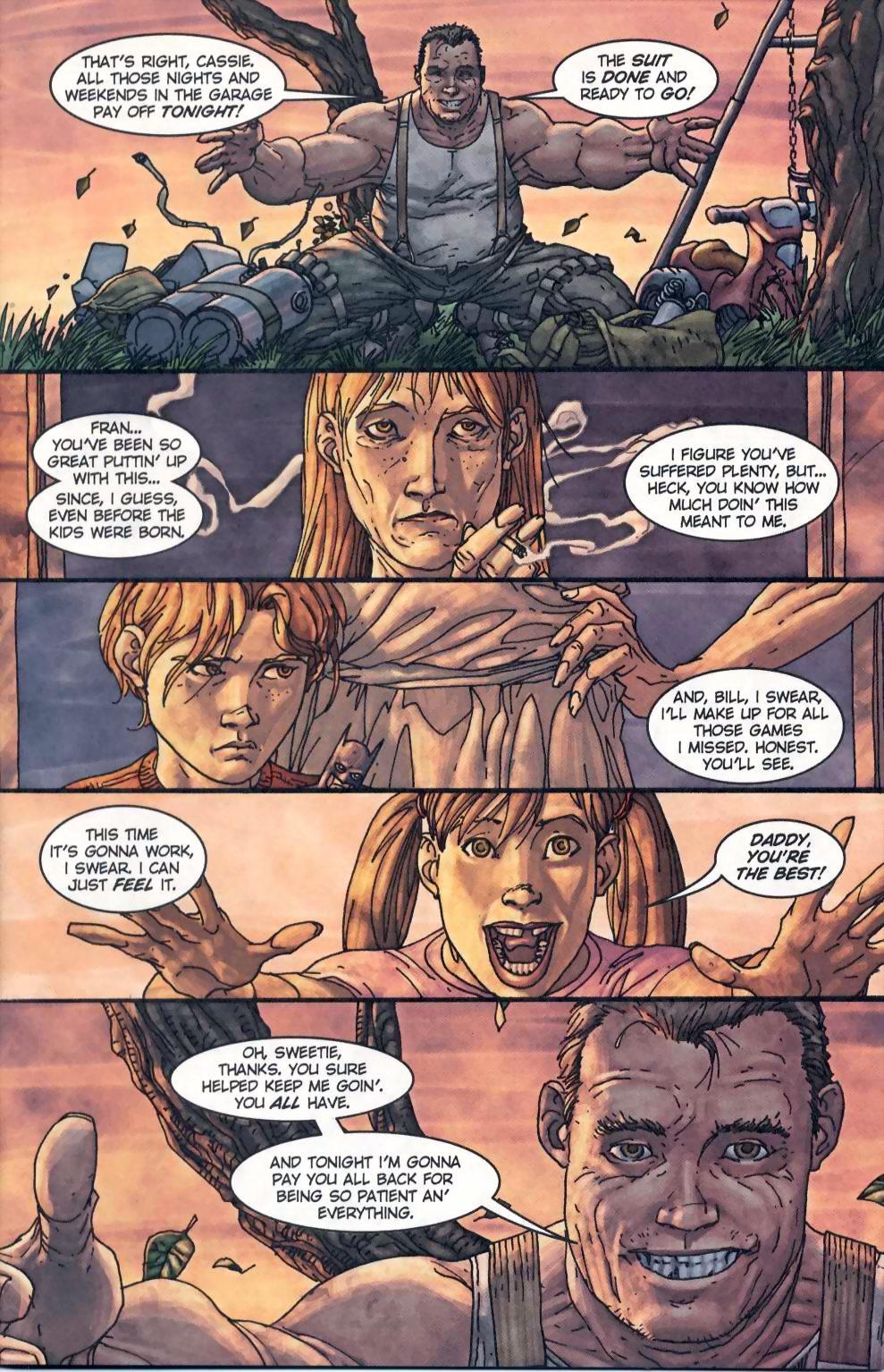 Read online Flinch comic -  Issue #1 - 4
