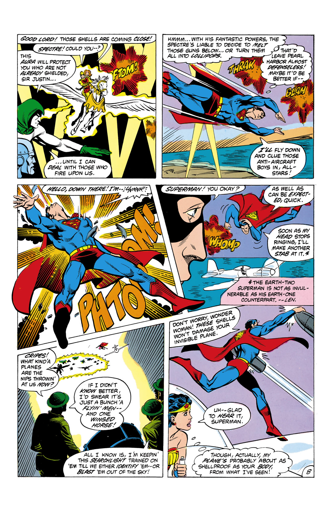 Read online All-Star Squadron comic -  Issue #4 - 9