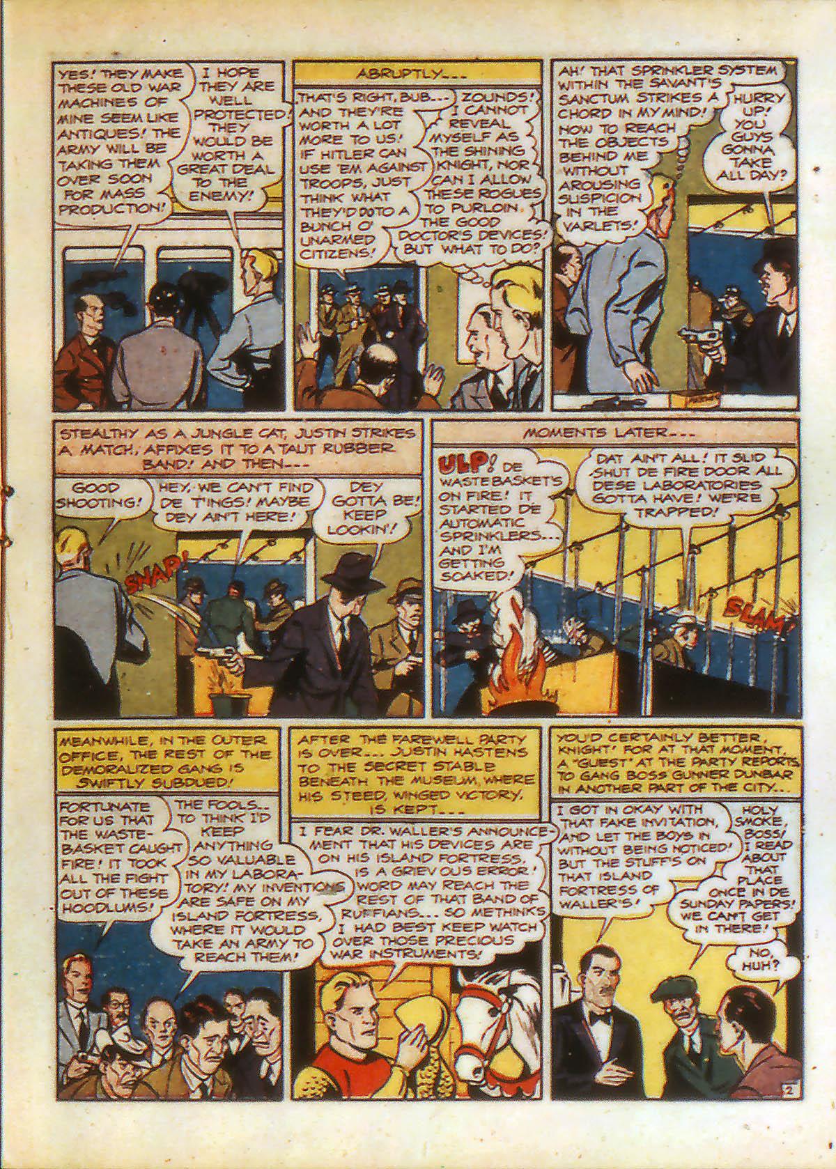 Read online Adventure Comics (1938) comic -  Issue #88 - 21