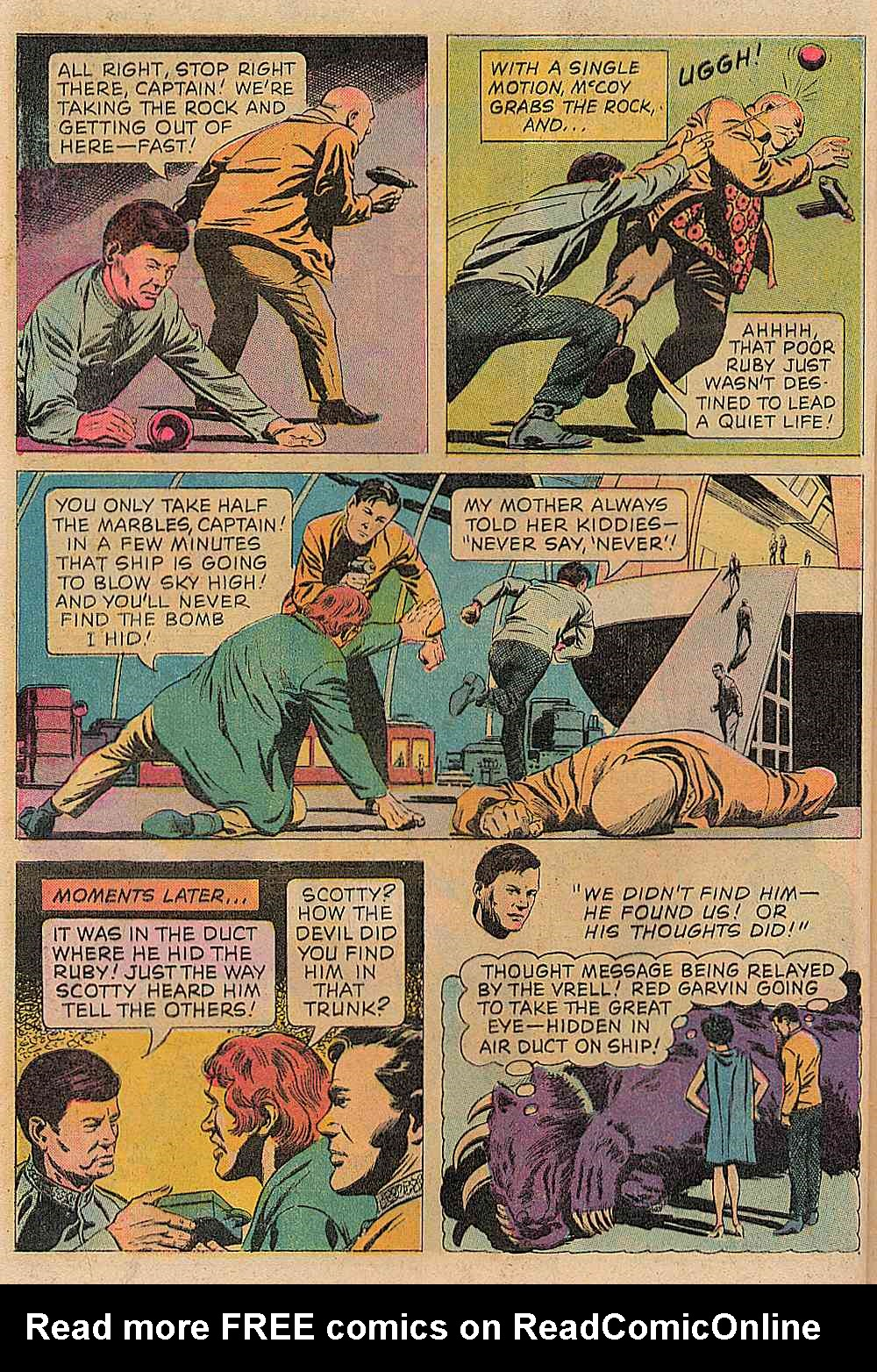 Star Trek (1967) issue 40 - Page 32