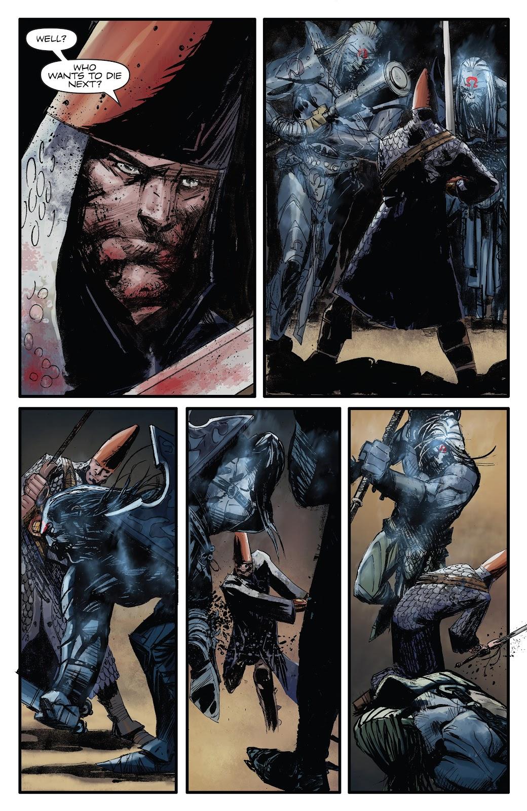 Read online Giantkillers One-Shot comic -  Issue # Full - 13