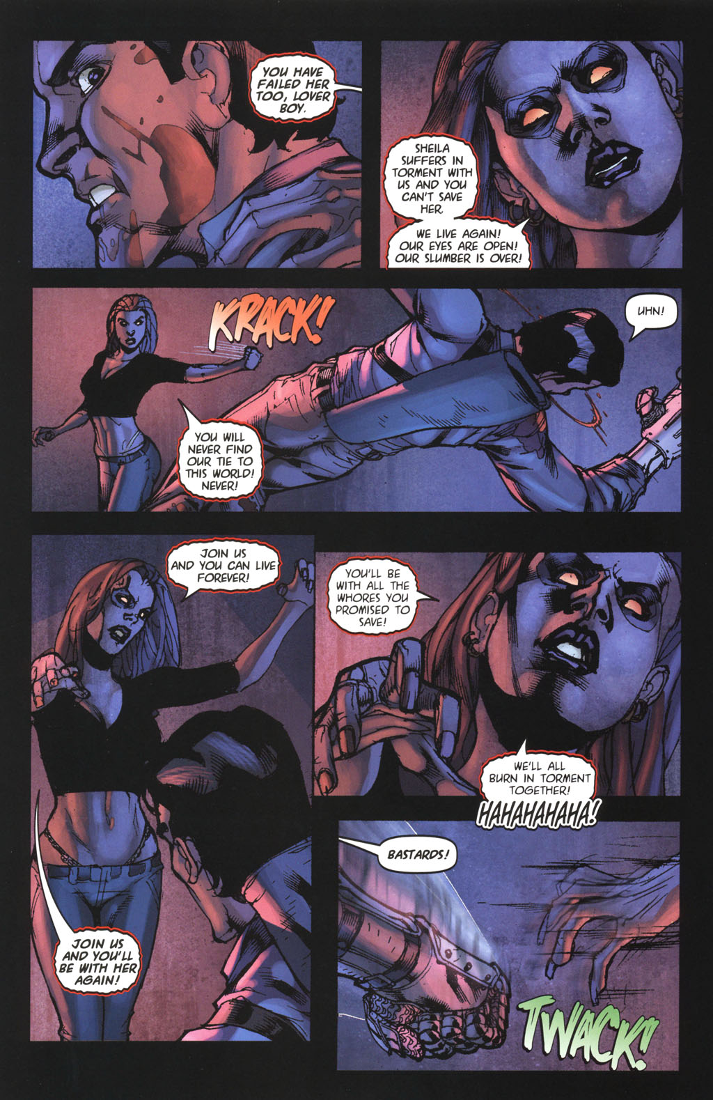 Army of Darkness (2006) Issue #6 #2 - English 16