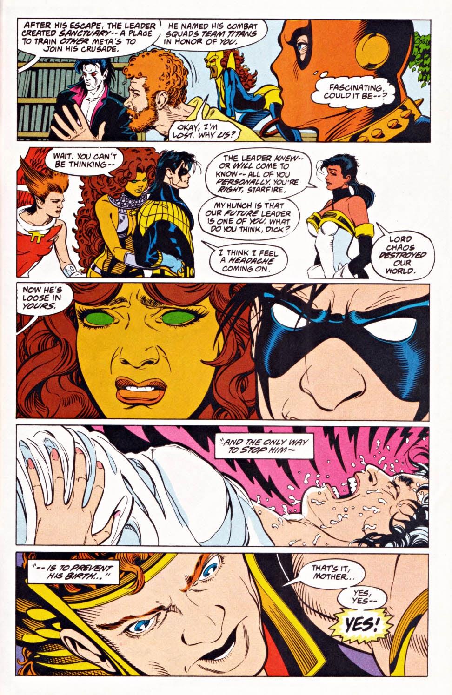Read online Team Titans comic -  Issue #1e - 38