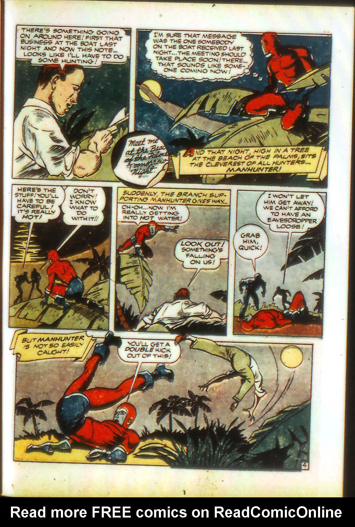 Read online Adventure Comics (1938) comic -  Issue #89 - 43