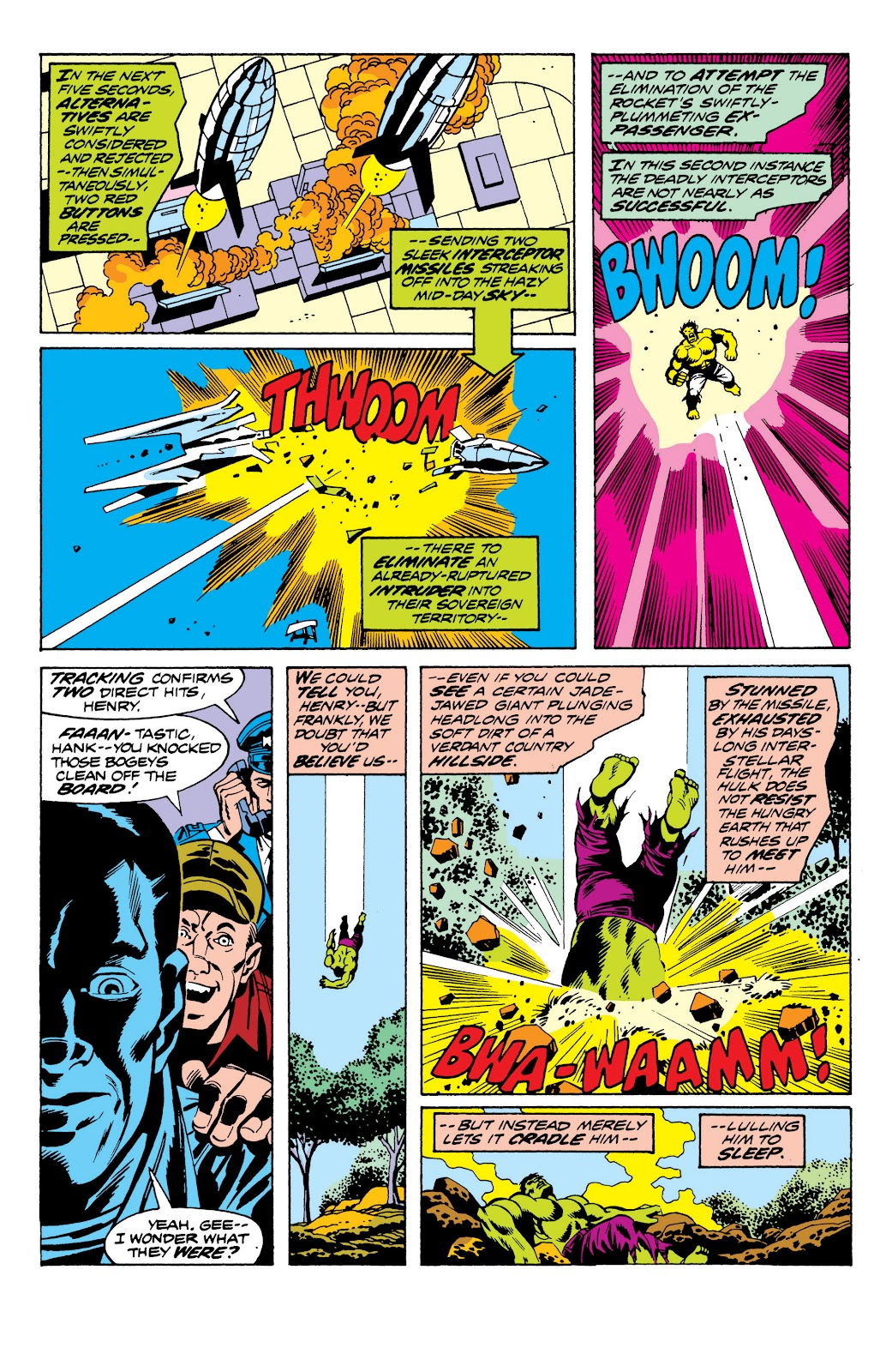 Read online Marvel Masterworks: The Incredible Hulk comic -  Issue # TPB 10 (Part 2) - 69
