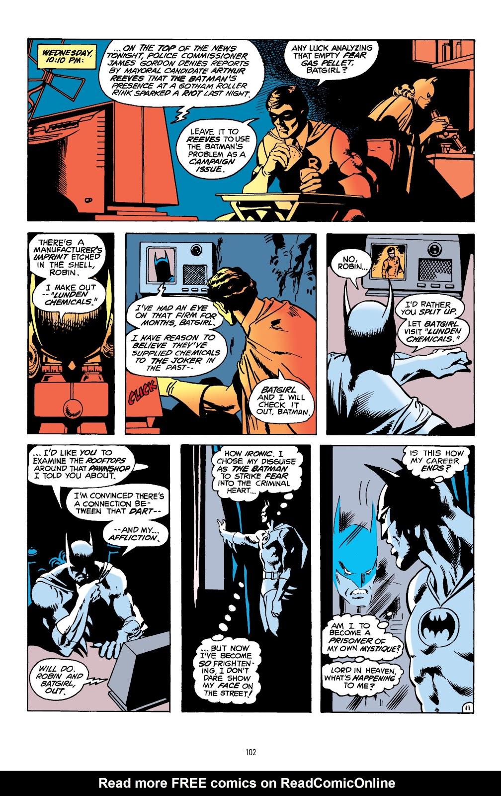 Read online Batman Arkham: Scarecrow comic -  Issue # TPB (Part 2) - 2