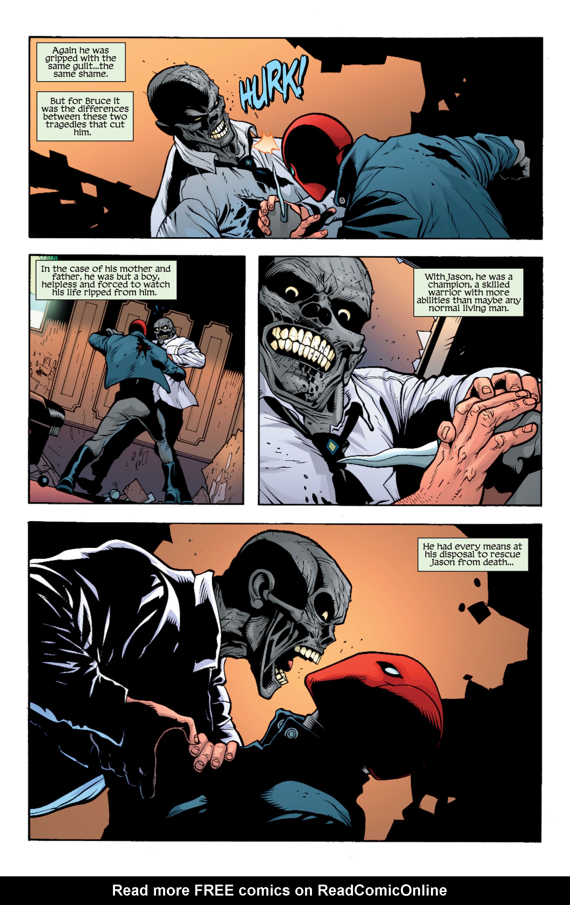 Read online Batman: Under The Red Hood comic -  Issue # Full - 267