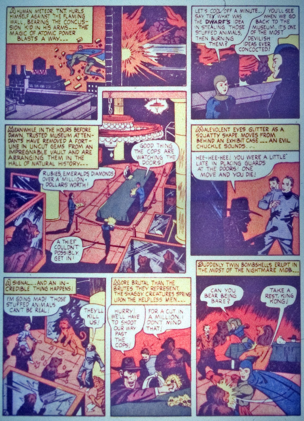 Star Spangled Comics (1941) issue 7 - Page 50