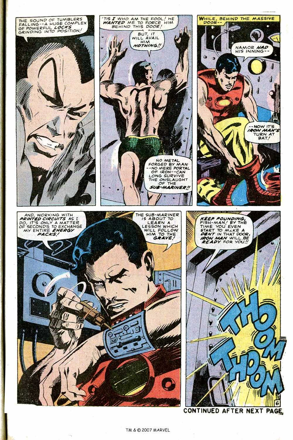 Iron Man Annual issue 1 - Page 41