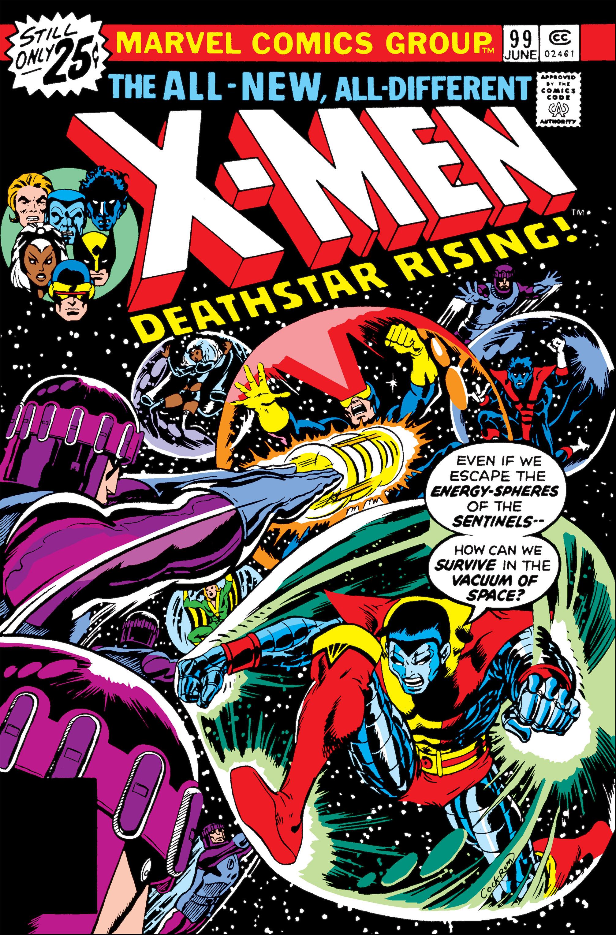Uncanny X-Men (1963) 99 Page 1