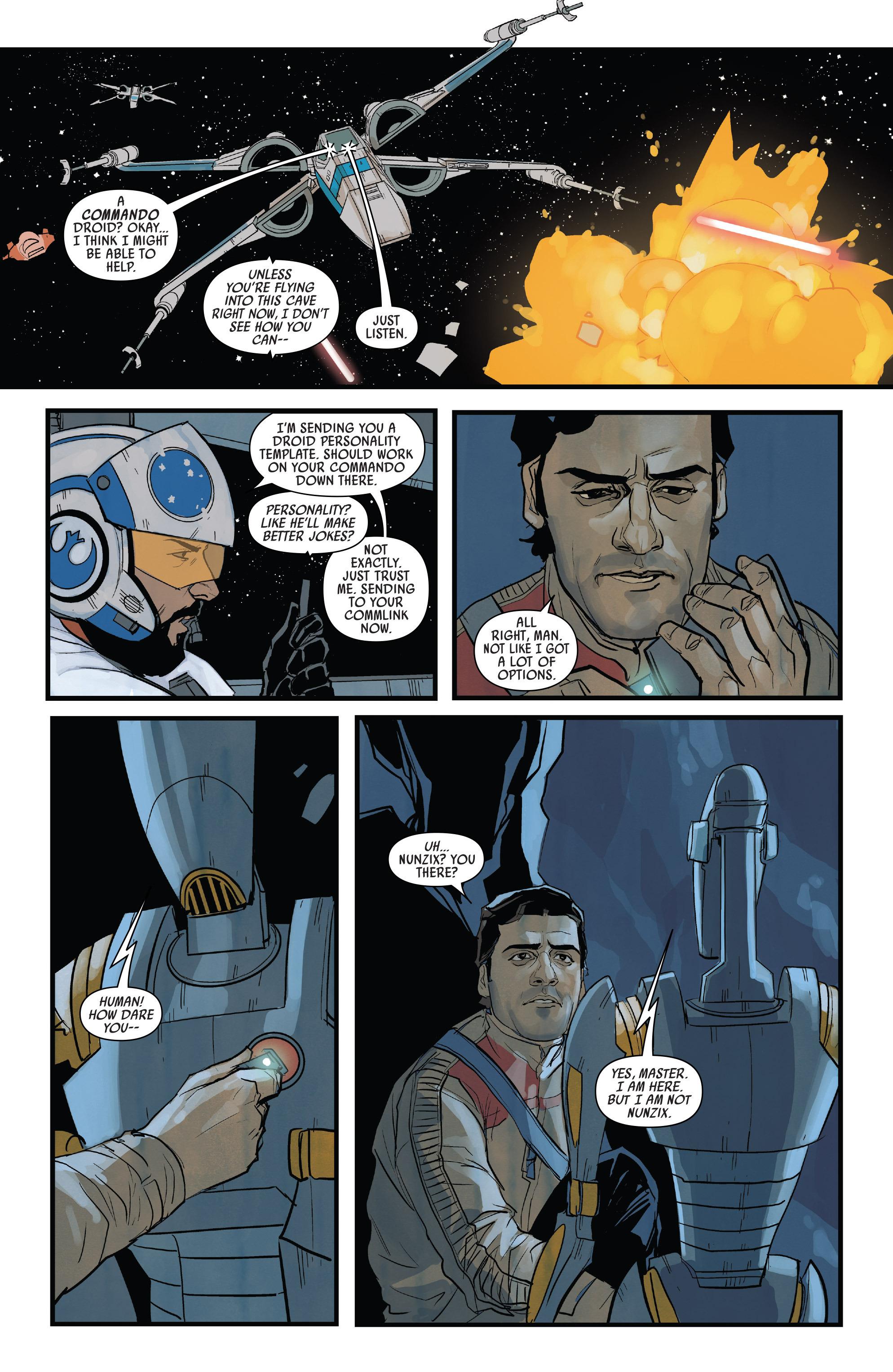 Read online Star Wars: Poe Dameron comic -  Issue #13 - 5