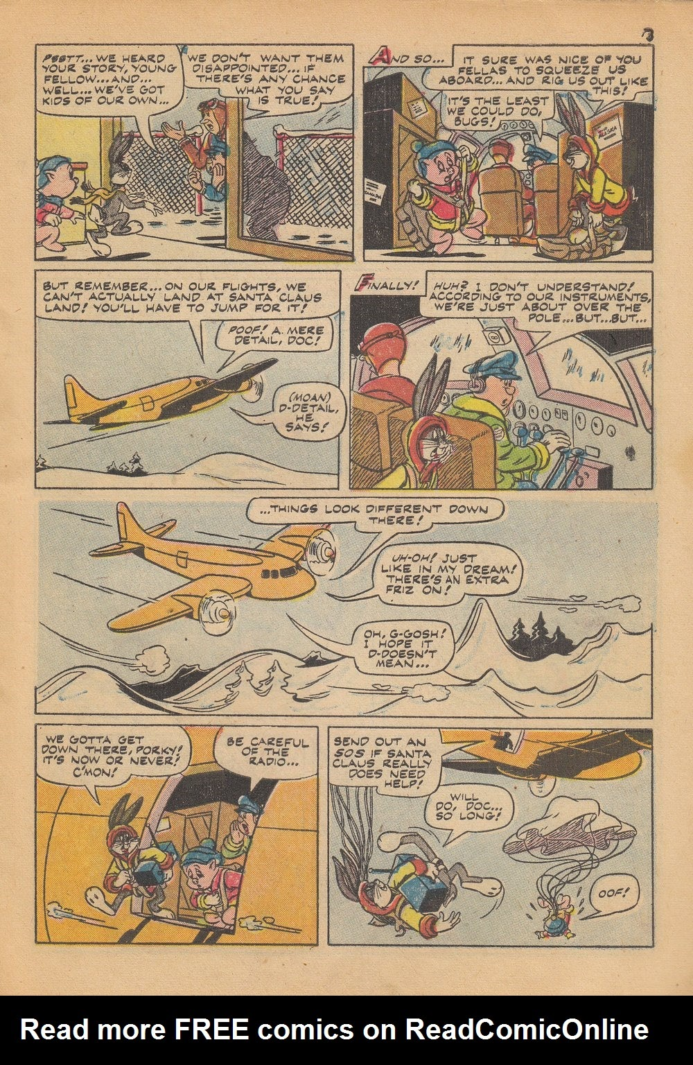 Bugs Bunny's Christmas Funnies issue TPB 4 - Page 5