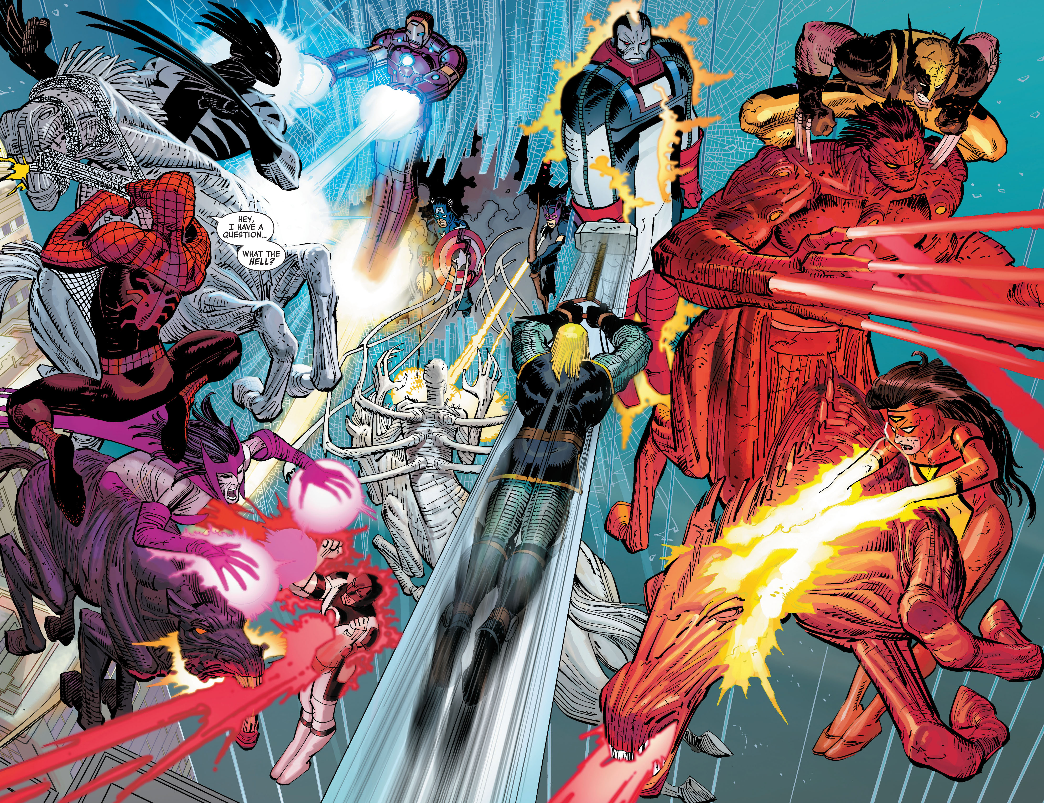 Read online Avengers (2010) comic -  Issue #3 - 5