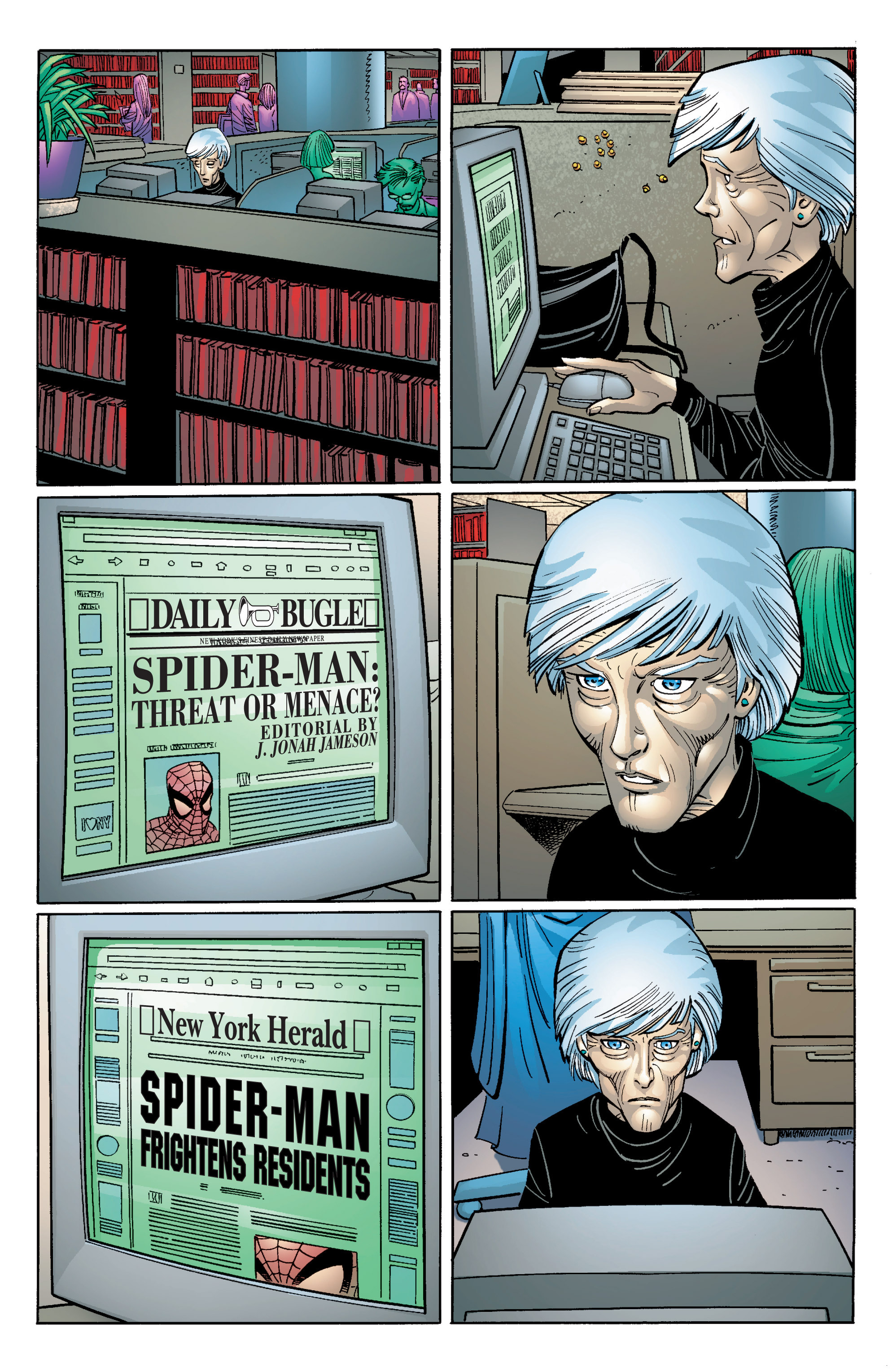 The Amazing Spider-Man (1999) 39 Page 10