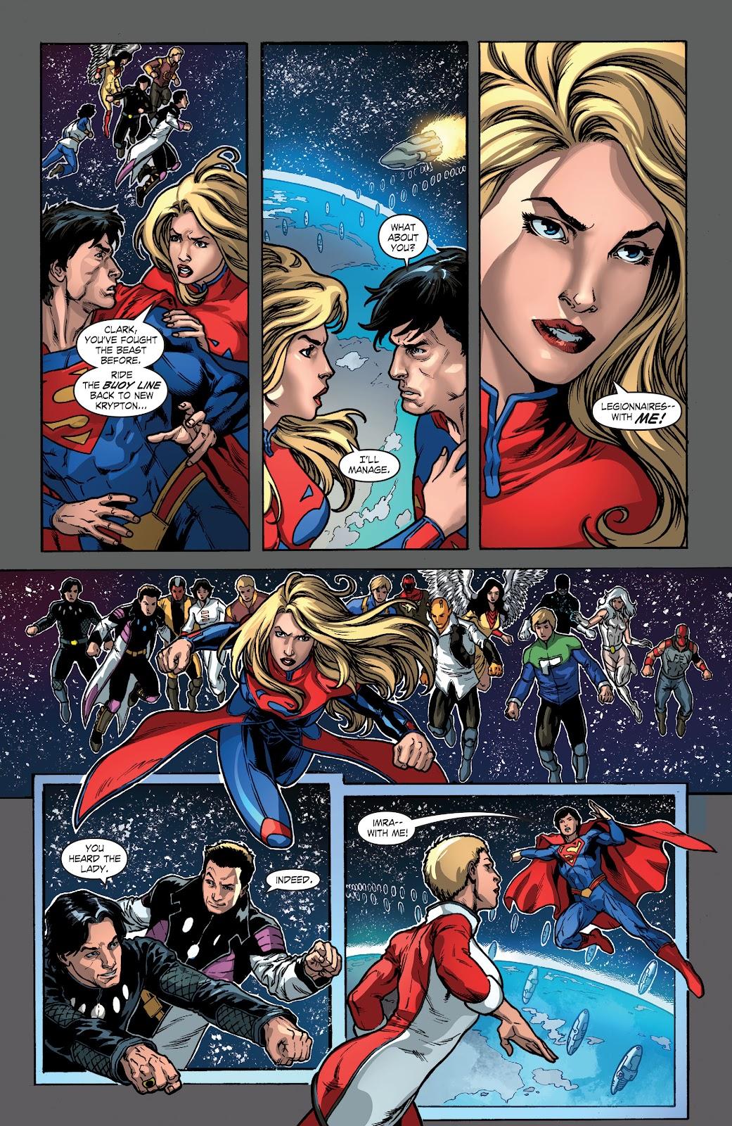 Read online Smallville Season 11 [II] comic -  Issue # TPB 4 - 82