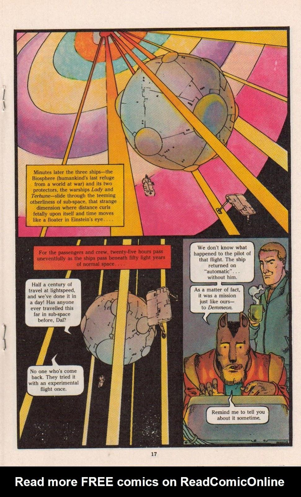 Read online Dalgoda comic -  Issue #7 - 19