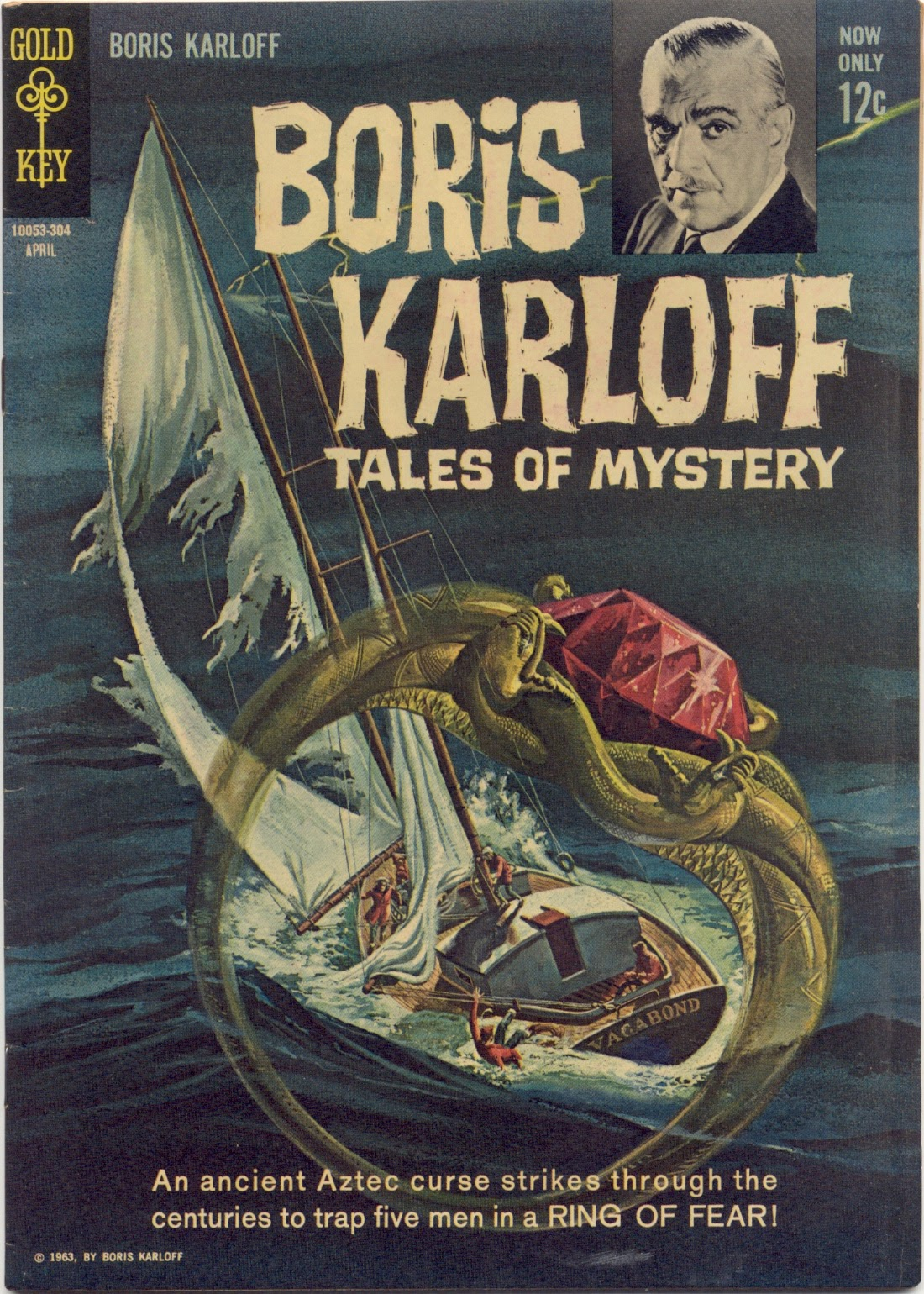 Boris Karloff Tales of Mystery issue 3 - Page 1