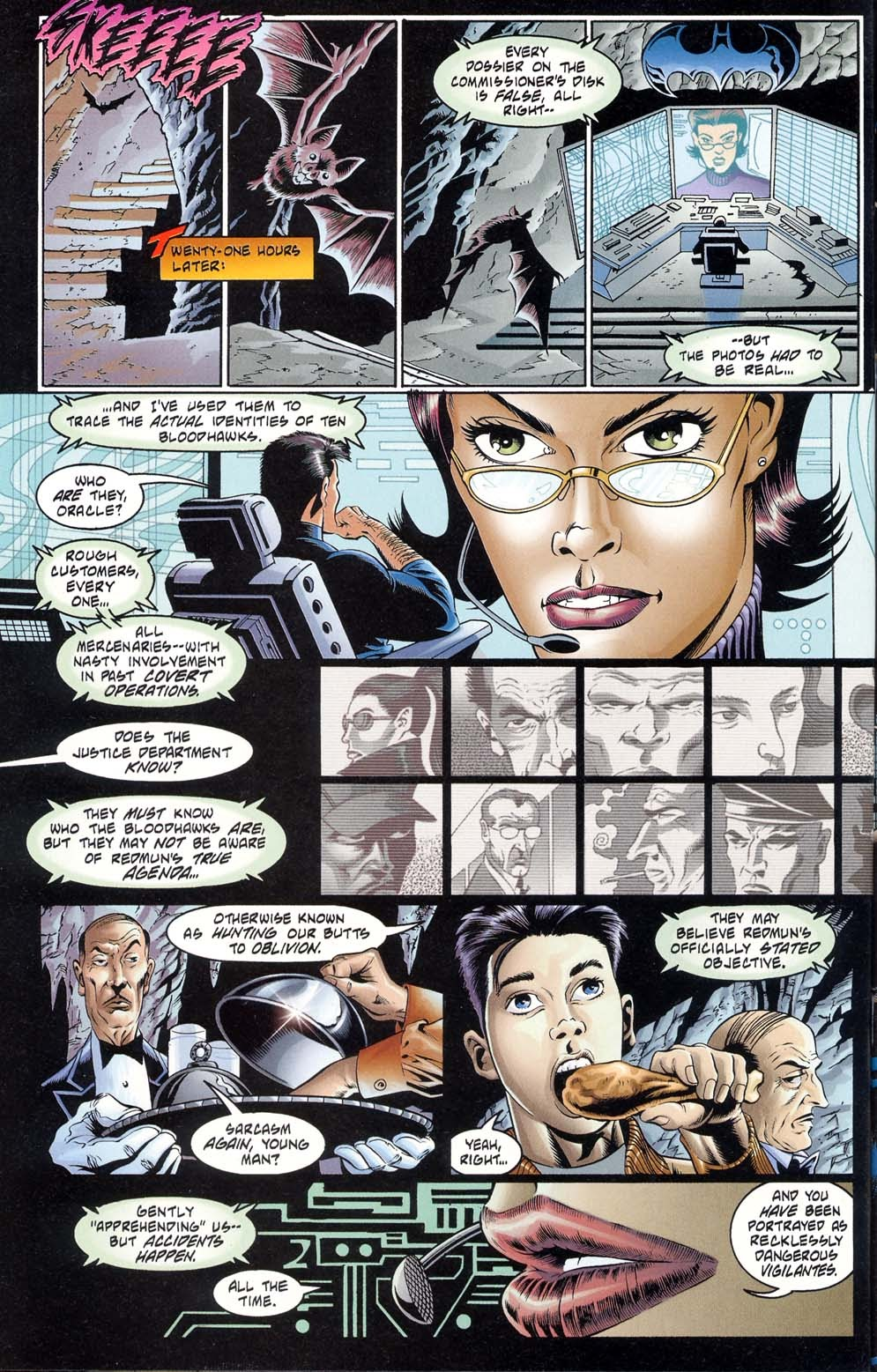 Batman: Outlaws issue 2 - Page 31