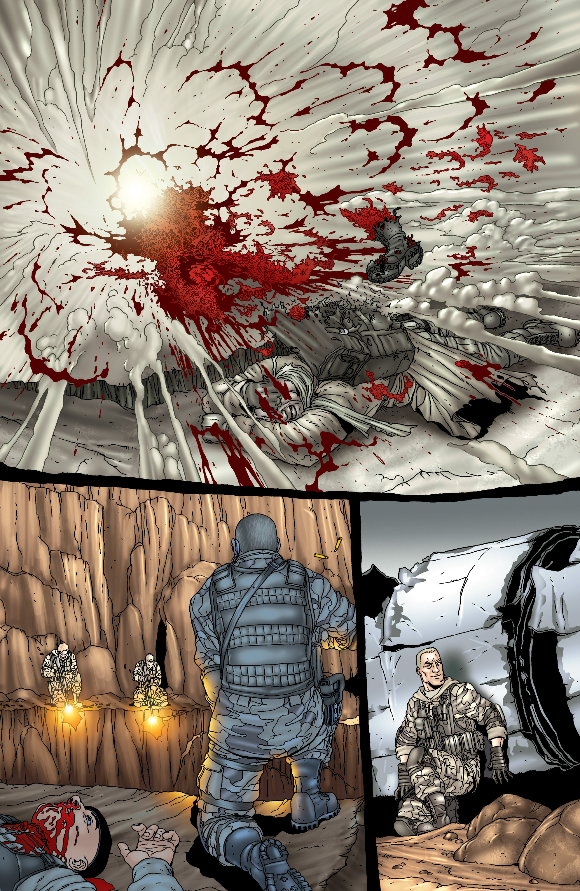 Read online 303 comic -  Issue #2 - 17