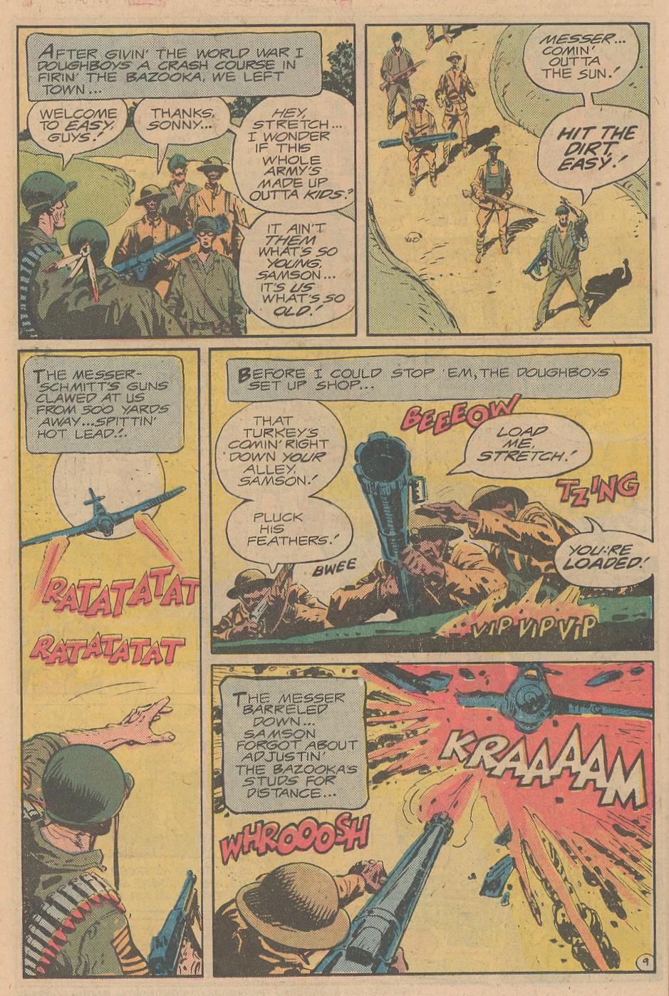 Read online Sgt. Rock comic -  Issue #355 - 10