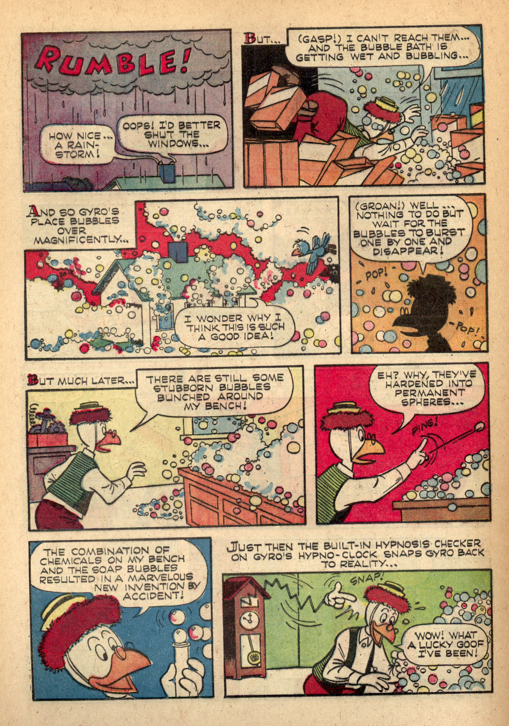 Read online Uncle Scrooge (1953) comic -  Issue #68 - 32