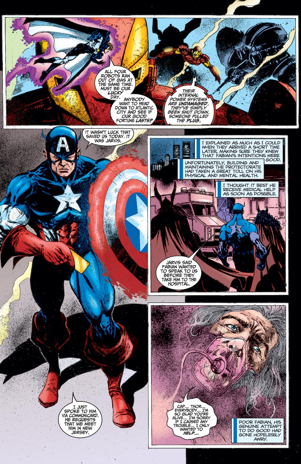 Avengers (1998) issue _Annual_1 - Page 36