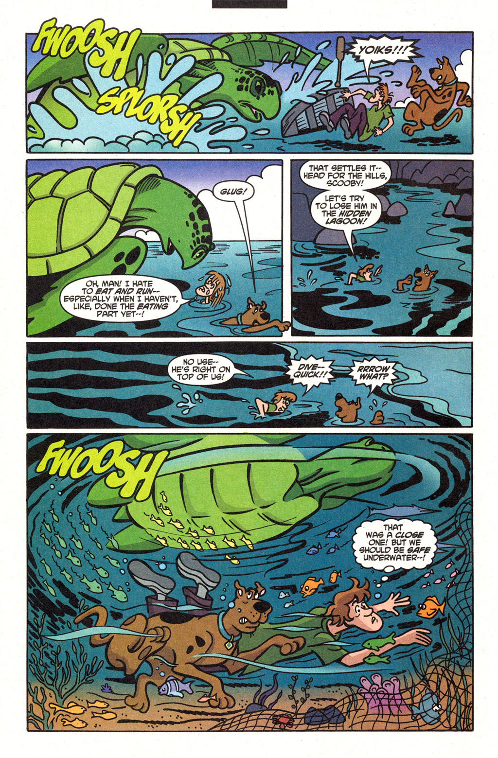 Read online Scooby-Doo (1997) comic -  Issue #97 - 20