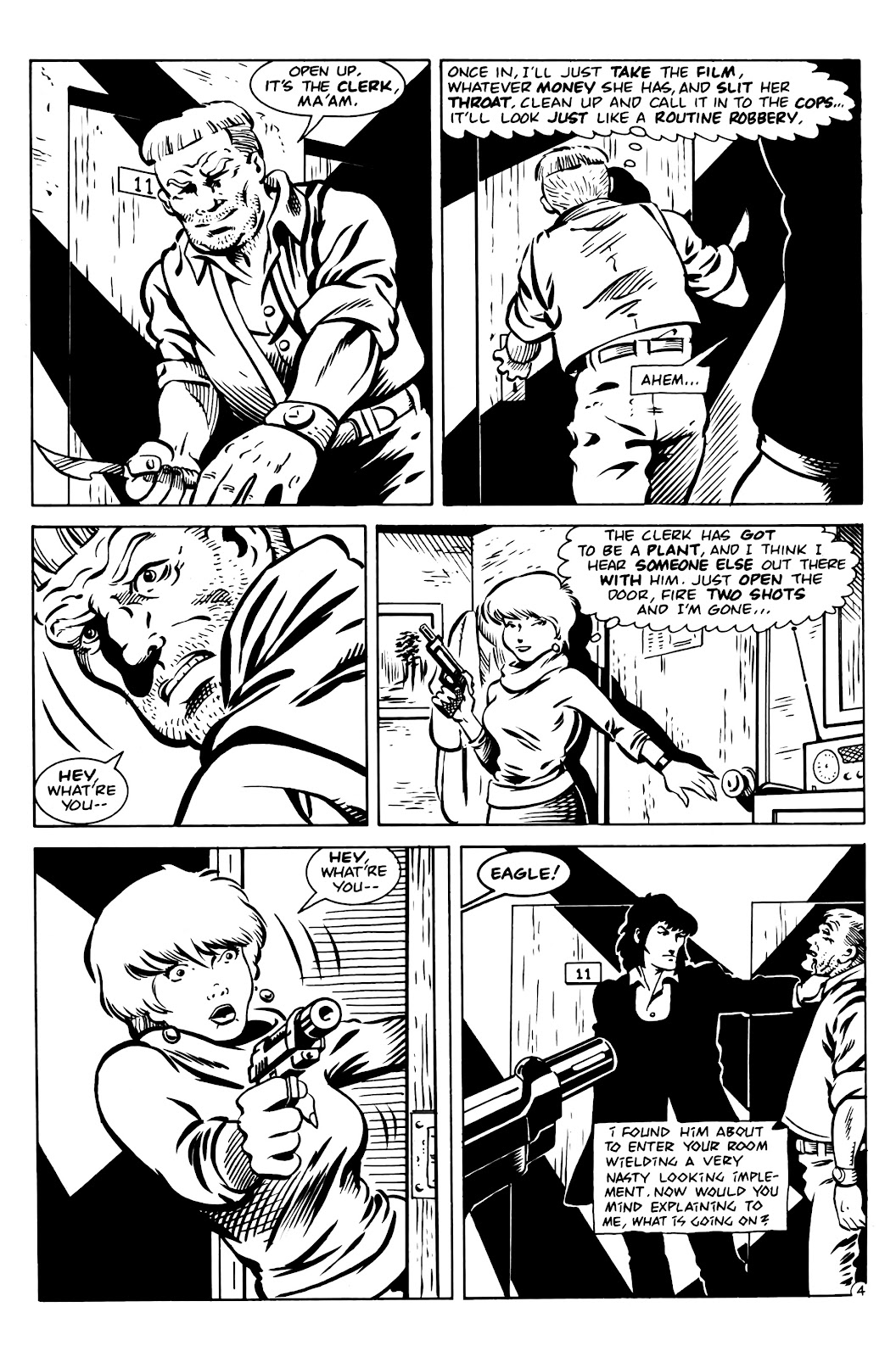 Eagle issue 14 - Page 6