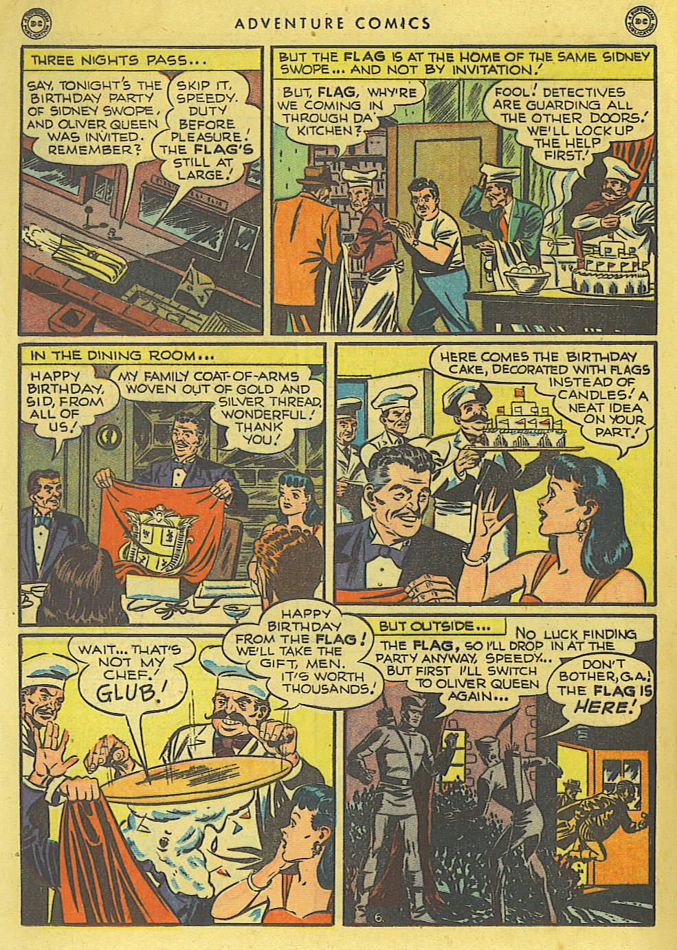 Read online Adventure Comics (1938) comic -  Issue #135 - 28