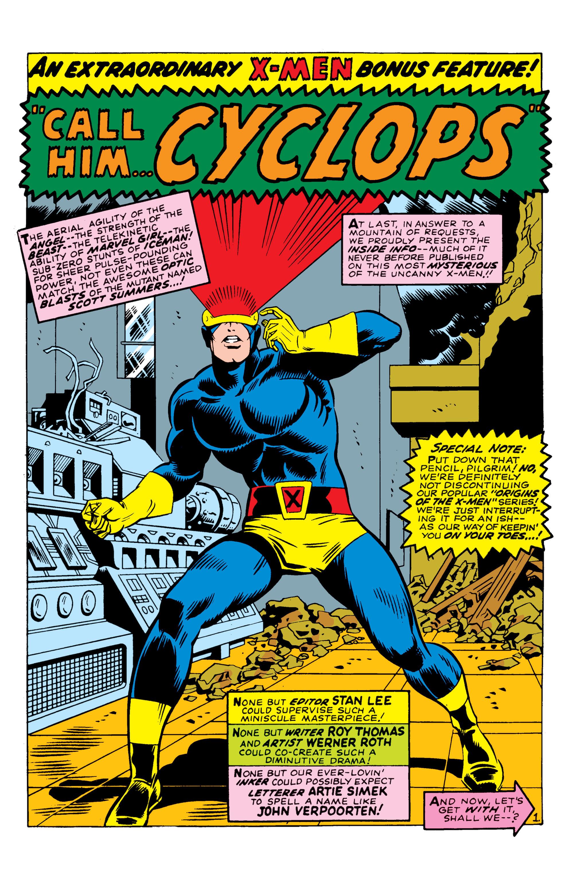 Uncanny X-Men (1963) 43 Page 16