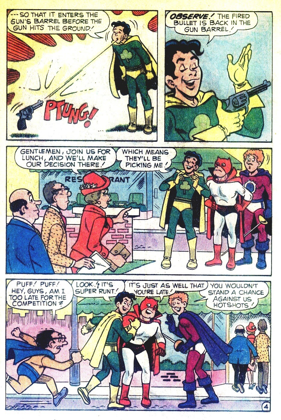 Read online Madhouse Comics comic -  Issue #118 - 16