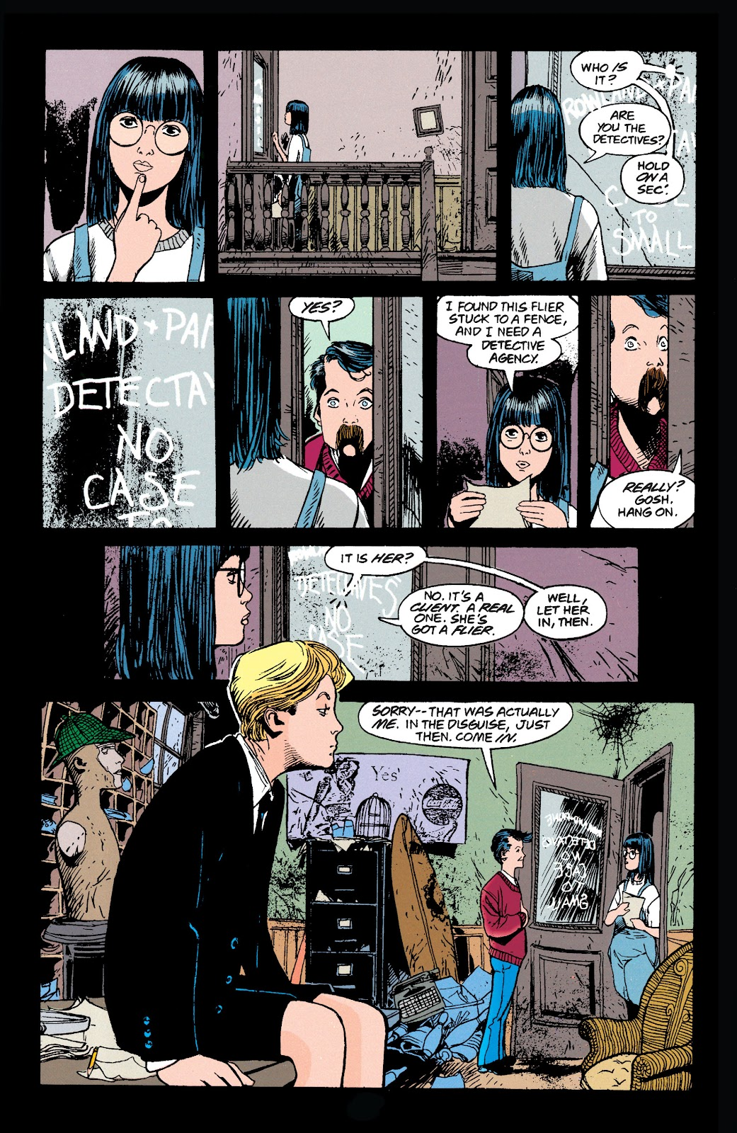 Read online The Children's Crusade comic -  Issue # _TPB (Part 1) - 13