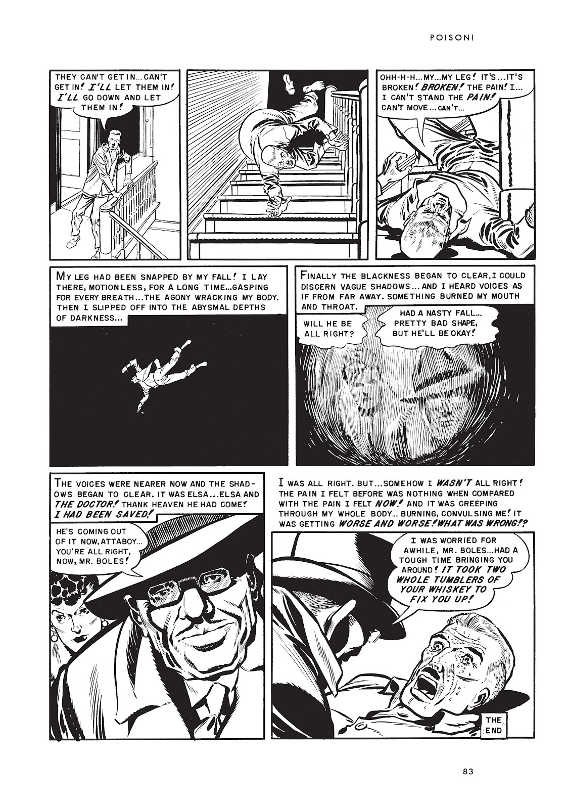 Read online Voodoo Vengeance and Other Stories comic -  Issue # TPB (Part 2) - 1